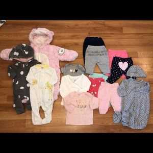 Other - 3-6 month Baby Bundle